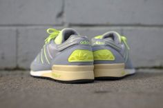 Adidas Zx 710(Grey/Volt)