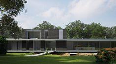 지중해스타일 주택 by Strom Architects