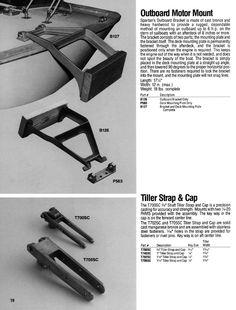 tiller-strap