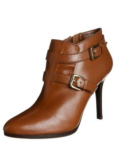 Lauren Ralph Lauren - Lorelei - ankle boots - tan polo.  Not for my bunioned left foot but no harm in lusting over it!
