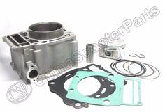 92MM 23MM 500CC Cylinder Bore Piston Ring Pin Gasket Kit For Kazuma XinYang  Jaguar 500 ATV UTV  Engine Parts