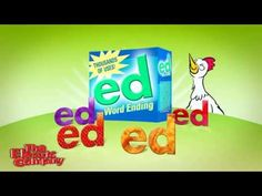 Commercial: '-ed' (The Electric Company) - YouTube