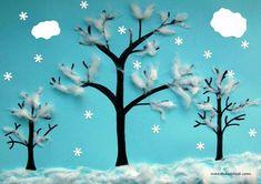 I miei lavori Winter Activities For Kids, Winter Crafts For Kids, Winter Kids, W. Winter Crafts For Toddlers, Easy Toddler Crafts, Winter Activities For Kids, Winter Kids, Christmas Crafts For Kids, Xmas Crafts, Christmas Art, Diy Crafts For Kids, Winter Thema