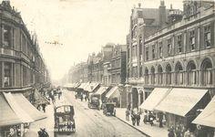 Powis St in Woolwich, 1905