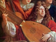 De Visée was a lutenist, guitarist, theorbo and viol player at the court of French kings, Louis XIV and Louis XV. He was also a singer and composer for lute, theorbo and guitar. He published two books of compositions which contain 12 suites between them. Renaissance Music, Renaissance Paintings, Early French, Early Music, Classical Guitar, Music Theory, Musical Instruments, Baroque, Singer