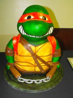 ninja turtle cake — TV / Movies / Celebrity