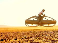 Star Wars Speederbike, in Real Life: Aerofex Hover Bike Flies the Mojave : Discovery Channel Technology World, Futuristic Technology, Science And Technology, Technology Gadgets, Technology Design, Technology Apple, Teaching Technology, Medical Technology, Computer Technology