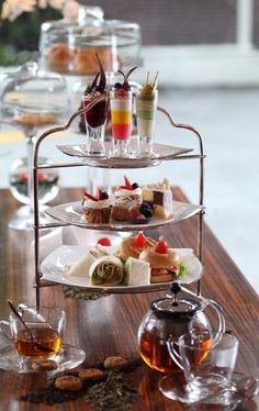 Afternoon Tea                                                       …