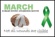 March is Brain injury Awareness month.... Some people do not survive this. Let's not forget those who lost the fight.