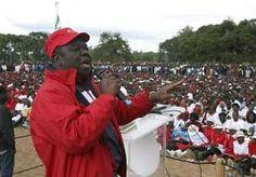19-May-2013 20:48 - TSVANGIRAI BELOOFT EINDE AAN MISSTANDEN IN ZIMBABWE. Als de partij van de Zimbabwaanse premier Morgan Tsvangirai later dit jaar de verkiezingen wint, zal ze een einde maken aan de misstanden bij de…... Zimbabwe