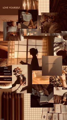 Iphone Wallpaper Themes, Dark Wallpaper Iphone, Brown Wallpaper, Iphone Wallpaper Tumblr Aesthetic, Black Aesthetic Wallpaper, Cute Patterns Wallpaper, Iphone Background Wallpaper, Scenery Wallpaper, Aesthetic Wallpapers