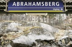 StockholmSubwaystoRy #67 – Abrahamsberg
