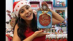 Especial de Natal #5 | Placa porta Feliz Natal