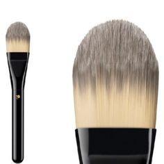 Brochas para aplicar base de maquillaje