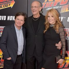 The Back to the Future Stars Were Present For This Blast From the Past