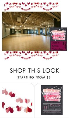 """""""Valentine's Day Party!"""" by fangirlkaly8102 ❤ liked on Polyvore featuring Crate and Barrel"""