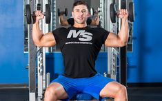 This workout program only requires dumbbells, has just the right amount of volume to promote muscle growth, and is perfect to do at home or on the go.