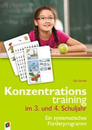 Konzentrationstraining im 3. und 4. Schuljahr