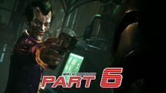 """Batman: Arkham Knight - Walkthrough Gameplay Part 6 HD """"Hallucination"""""""