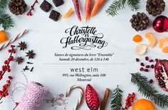 Christelle is flabbergasting x @westelm Book Signing in Montreal, Saturday 20th december 12pm to 2pm
