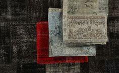 Anatolia patchwork - Bellissimi tappeti patchwork di origine turca. Di ABC Italia