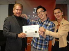 NLP Practitioner Certification Training: Sydney, Australia  Date: May 2011    #NLP #NLPPractitioner #TadJamesCo   #TadJames #AdrianaJames #DavidG