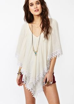 summer poncho - Google Search
