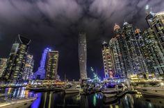 Dubai Towers by Talal Berkdar on 500px
