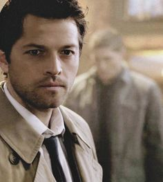 This is a nice picture of Misha but I think it's funny that it's from the French Mistake