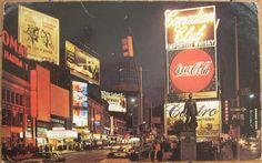 Times Square (circa 1968)