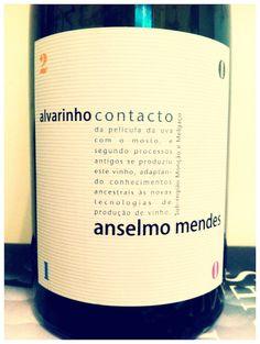 Anselmo Mendes Alvarinho Contacto 2010 Vinho Verde