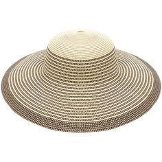 Yoins Women Wide Brim Floppy Beach Sun Visor Shade Straw Hat ($12) ❤ liked on Polyvore featuring accessories, hats, yellow, straw sun hat, yellow straw hat, sports hats, visor hats and sun hat