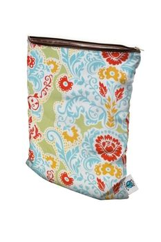Planet Wise Medium Wet Bag in Paprika! Holds 6-8 cloth diapers. Perfect size for the diaper bag.