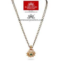 Closed Setting Diamond Pendant With Black Diamonds Jewelry Design Earrings, Gold Earrings Designs, Beaded Jewelry Designs, Gold Jewellery Design, Bead Jewellery, Gold Designs, India Jewelry, Vintage Jewellery, Antique Jewelry