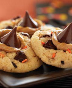 Funfetti Halloween Peanut Butter Cookies /Cook/Recipes/22451/