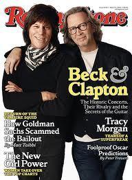 Jeff Beck & Eric Clapton