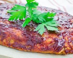 Pain de viande allégé à l'espagnole au chorizo et pain rassis