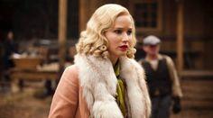 Zelda Jennifer Lawrence protagonista del film biografico sulla moglie di Fitzgerald