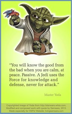 17 Best Yoda Wisdom Images Star Wars Yoda Quotes Inspirational