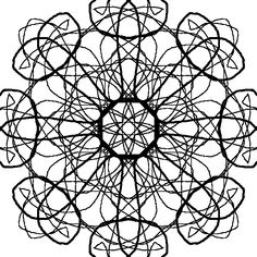 Use these free mandalas to help you be peaceful and calm
