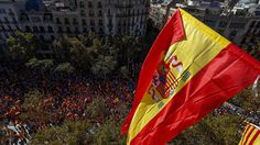 """Catalonia independence ruled out, but more autonomy possible – Spanish FM https://tmbw.news/catalonia-independence-ruled-out-but-more-autonomy-possible-spanish-fm  The political standoff between Madrid and Barcelona will not result in an independent Catalonia, but Madrid could, however, expand the region's autonomy, Spain's Foreign Minister said after his government sacked the regional authority and ordered snap elections.""""I rule out full independence but not necessarily more autonomy, even…"""