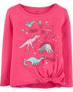 Petal Pink 6 To 12 Months Truly Teague Long Sleeve Infant T-Shirt Thank God Im Free