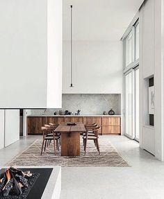 NTERIORS: From the current issue of Vogue Living, this penthouse apartment in Antwerp was transformed into a Minimalist's dream by Belgian architect Hans Verstuyft. By Photographed by For more, see the May/June issue of Vogue Living, on sale now!