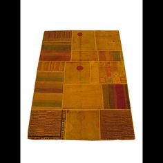 Tapis Patchwork 134-197 Ambiance Soleil à Annecy