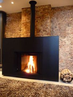 1000 Images About Fireplaces On Pinterest Contemporary Fireplaces Hearth And Wood Burning