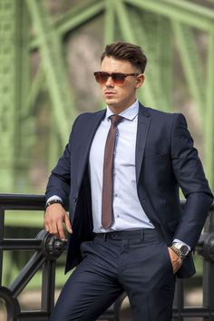 Formal Suits, Men Formal, Mens Fashion Suits, Mens Suits, Men's Tuxedo Styles, Stylish Men, Men Casual, Elite Fashion, Designer Suits For Men