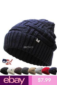 bc5a2f23b4d Basket Weave Beanie Knit Ski Cap Skull Hat Warm Solid Color Winter Cuff  Blank