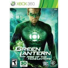 Green Lantern - Rise of the Manhunters Xbox360 $9.99