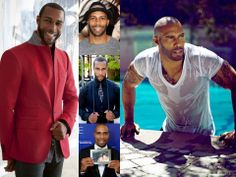 Omari Hardwick .......today is his 40th BIRTHDAY!!!..............the one and only reason to watch being mary jane.....ijs