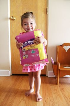 *This post issponsoredby Pull-Ups, but my love for them and their Big Kid Academy is all my own!* I haven't touched on Potty Training in a while, but I am happy to report that we are still well a...